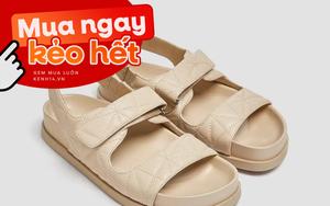 Mùa hè là phải sắm giày dép màu be, màu kem: Mua 1 đôi diện được với 1001 bộ