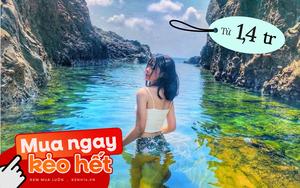 """Tuyển tập deal du lịch hot hit Nha Trang, Phú Quốc... giá cực """"ngon"""", chốt ngay để kịp vi vu dịp lễ"""