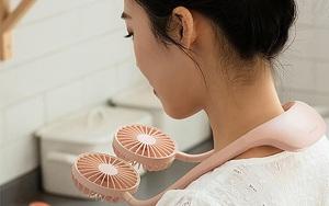 4 sản phẩm quạt đeo cổ mini giúp bạn đỡ nóng bức khi đi du lịch