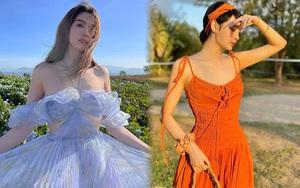 Tổng hợp váy áo local brand xinh ngất sao Việt vừa diện: Chỉ từ 400k chị em sắm theo cực dễ