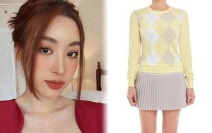 Hoa hậu Đỗ Mỹ Linh cũng fail khi mua hàng online: Order váy nhưng nhầm hàng, đành thanh lý giá