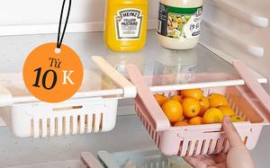 Giờ mới biết tủ lạnh có nhiều phụ kiện hay ho thế này mà giá chỉ từ 10k