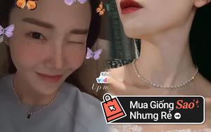 Jennie tặng Jessica vòng cổ ngọc trai 19 triệu: Có chỗ bán mẫu na ná chỉ 11k nhưng vẫn sang ơi là sang