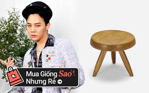 Giàu như G-Dragon để làm gì? Để bỏ gần 300 triệu sắm chiếc ghế trông rất