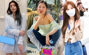 Tổng hợp đồ Zara sao Hàn vừa diện: Toàn món trendy xinh tươi, thích nhất là giá chỉ từ 500k