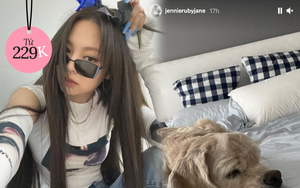 Jennie có bộ chăn ga đơn giản mà cực xinh, mách các nàng chỗ mua bộ na ná giá chỉ vài trăm