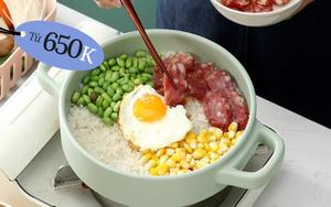 Không đam mê nấu nướng cũng khó mà cưỡng lại 6 mẫu nồi chảo pastel xinh chuẩn Hàn này