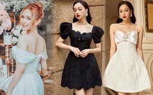 Xoài Non gợi ý loạt váy điệu đà sang chảnh đúng style