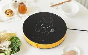 Bếp từ mới ra mắt của Kakao Friends: Visual xinh yêu khó cưỡng, giá lại hợp lý bất ngờ