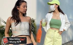 Jennie khoe body với áo 2 dây sexy, chị em dễ dàng sắm ngay chiếc tương tự chỉ từ 95k