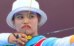 """Mỹ nhân bắn cung Việt Nam thi đấu xuất thần, khiến cựu HCĐ Olympic suýt phải """"ôm hận"""""""