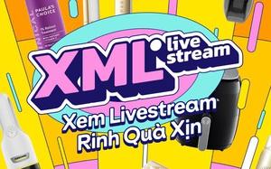 Hóng livestream rinh quà xịn 7/7: Chỉ việc xem livestream mà có cơ hội trúng đồ gia dụng, mỹ phẩm xịn xò