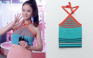 Jisoo diện áo Zara chỉ 299k nhưng hết hàng rồi, may sao có ngay