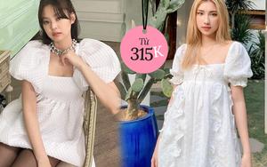 Jennie mặc váy babydoll tận 21 triệu, nàng nào ưng thì sắm mấy mẫu này giống phết nhưng giá
