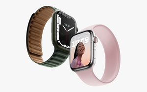 Chi tiết Apple Watch Series 7: Có 5 màu sắc, giá bán từ 199 USD