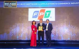 Tạo điều kiện phát triển tài năng và sáng tạo, FPT là nơi làm việc tốt nhất ngành công nghệ thông tin
