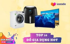 Top 10 đồ gia dụng