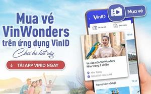 """VinID mở """"cánh cửa thần kỳ"""" đến thế giới giải trí VinWonders - ưu đãi tới 32%"""