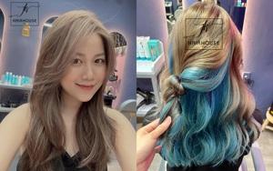 Salon tóc kiểu Hàn mới ở Quận 3: Có cả làm nail tiện xỉu, xinh thế này hội bánh bèo note ngay vào thôi!