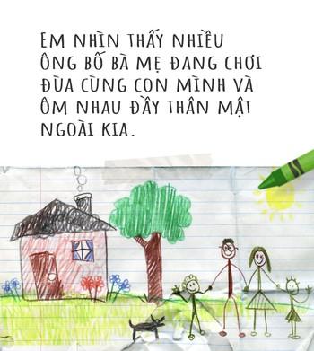 Bức thư đầy ám ảnh của bé 7 tuổi bị mẹ bạo hành đến chết: Con yêu mẹ! Con muốn được một lần nghe mẹ nói yêu con - Ảnh 7.