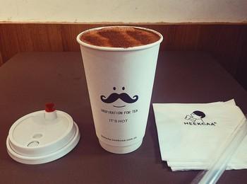 Mùa đông này đã có những thương hiệu trà sữa nào ra mắt đồ uống nóng ở Hà Nội? - Ảnh 1.