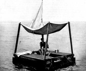 Life of Pi phiên bản đời thực: Người đàn ông lênh đênh trên biển suốt 133 ngày, bắt hải âu, giết cá mập để sinh tồn - Ảnh 3.