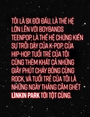 Từ một người từng là anti-fan của Linkin Park: Tạm biệt Chester, mong anh yên nghỉ! - Ảnh 2.