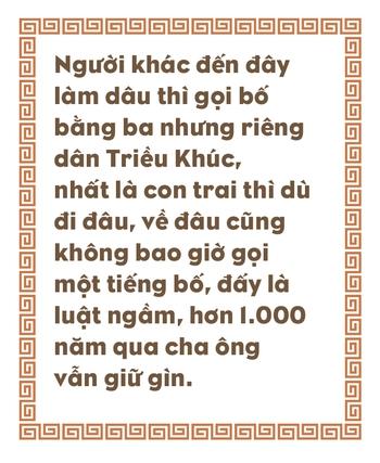 Ngay giữa Hà Nội, có một ngôi làng từ hàng nghìn năm nay không bao giờ được gọi bố - Ảnh 9.