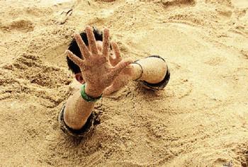 Giải mã một trong những cái chết đáng sợ nhất lịch sử: cát lún - Ảnh 5.