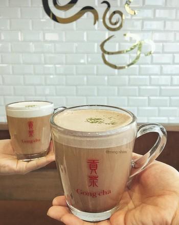 Mùa đông này đã có những thương hiệu trà sữa nào ra mắt đồ uống nóng ở Hà Nội? - Ảnh 6.