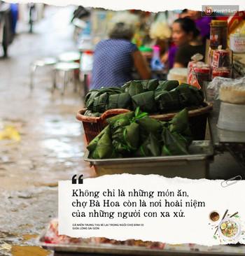 Cả miền Trung thu bé lại chỉ bằng một ngôi chợ bình dị giữa lòng Sài Gòn - Ảnh 8.