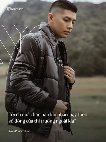 Noo Phước Thịnh và hình ảnh bad boy: Bước chuyển mình cần thiết để vượt qua đỉnh cao của bản thân - Ảnh 9.