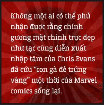 Tạm biệt Chris Evans và chàng Captain America tuyệt nhất thế gian! - Ảnh 3.