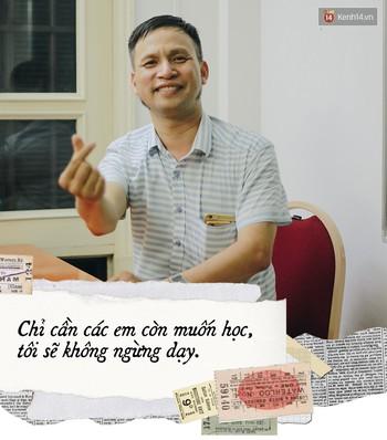 Thầy giáo Thiên hạ đệ nhất dạy Lý Dương Văn Cẩn: Người kinh doanh Dịch Vụ Cười với tiêu chí Dạy môn Vật Lý nên không vô lý được đâu - Ảnh 6.