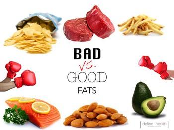 Chất béo không xấu như bạn tưởng, biết chọn chất béo còn giúp bạn khỏe mạnh nữa cơ - Ảnh 1.