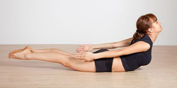"""12 bài tập Yoga giúp thanh lọc cơ thể """"cực nhanh"""", tập ngay kẻo muộn - Ảnh 5."""
