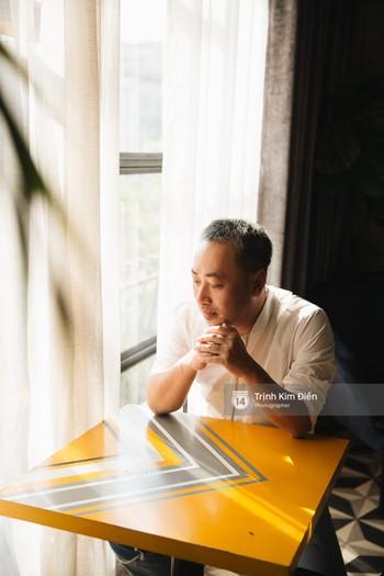 Đạo diễn Nguyễn Quang Dũng: Không phải phim nào remake cũng thành phim hay! - Ảnh 11.