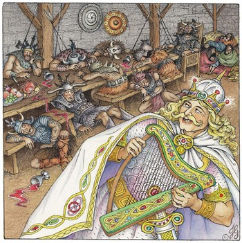 Âm nhạc làm ta mê đắm nhưng đến nỗi coi nhạc cụ là... báu vật quốc gia thì chỉ có người Ireland - Ảnh 2.