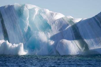 Tại sao lại có tảng băng vừa xanh vừa sọc này? Câu trả lời sẽ giúp bạn hiểu thiên nhiên tuyệt diệu đến thế nào - Ảnh 4.