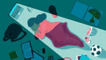Khoa học chỉ ra 5 lý do khiến bạn ngủ hơn 10 tiếng/ngày mà vẫn ngáp - có nguyên nhân không thể xem thường - Ảnh 2.