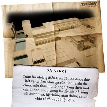 Ý tưởng quy hoạch đô thị cách đây 521 năm của Leonardo da Vinci cho thấy tầm nhìn thiên tài của ông - Ảnh 4.