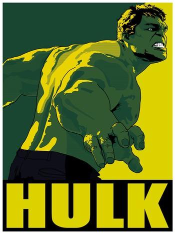 20 sự thật kì lạ mà chỉ fan ruột mới biết về gã khổng lồ xanh Hulk (Phần 1) - Ảnh 2.