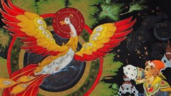 Đằng sau chú sói Zabivaka là cả một bầu trời thần thoại mà ai trót yêu nước Nga đều biết đến - Ảnh 2.