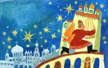 Đằng sau chú sói Zabivaka là cả một bầu trời thần thoại mà ai trót yêu nước Nga đều biết đến - Ảnh 6.