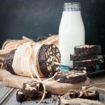 Không chỉ có World Cup rực lửa, nước Nga còn hấp dẫn và quyến rũ với món xúc xích chocolate ngọt ngào - Ảnh 2.