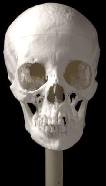 Dùng công nghệ mới dựng lại mặt xác ướp của một mỹ nhân Ai Cập và đây là kết quả - Ảnh 3.