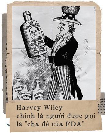 Hơn 100 năm trước, người Mỹ giải quyết vấn nạn thực phẩm bẩn, giả và ngâm hóa chất thế nào? - Ảnh 14.