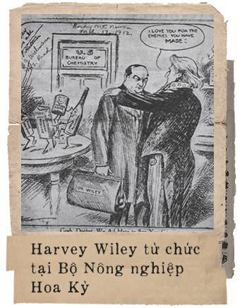 Hơn 100 năm trước, người Mỹ giải quyết vấn nạn thực phẩm bẩn, giả và ngâm hóa chất thế nào? - Ảnh 16.