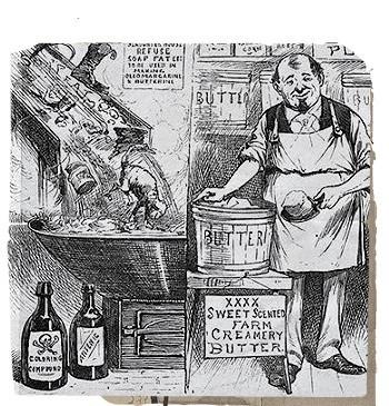 Hơn 100 năm trước, người Mỹ giải quyết vấn nạn thực phẩm bẩn, giả và ngâm hóa chất thế nào? - Ảnh 5.