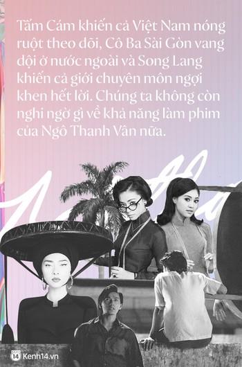 Ngô Thanh Vân, Trương Ngọc Ánh, Lý Nhã Kỳ, Hồng Ánh, Minh Hằng: 5 người phụ nữ ôm giấc mộng lớn của điện ảnh Việt Nam - Ảnh 3.